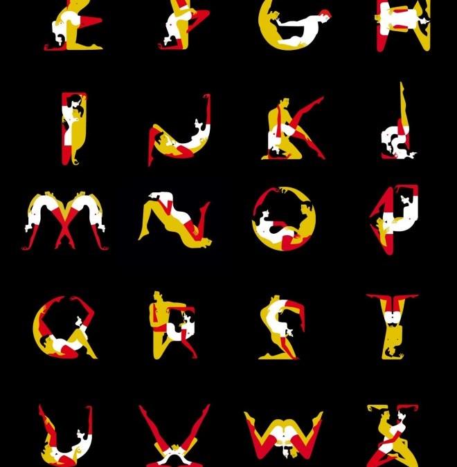 Alfabeto del Kamasutra