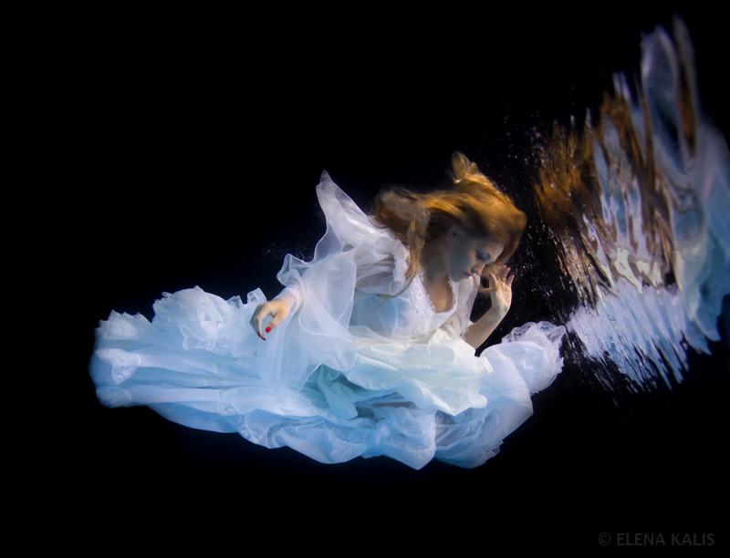 Fotografía debajo del agua