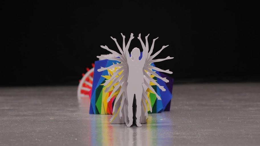 2.000 figuras de plástico protagonizan este excelente «Stop Motion»