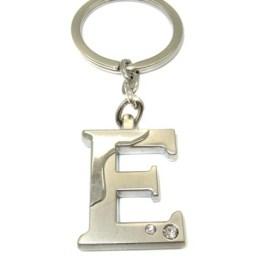 μπρελόκ ,γράμμα Ε,χειροποίητα μπρελόκ,κλειδιά
