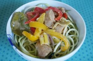 Lav hurtig og lækker wok ret til aftensmad