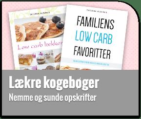 lowcarb.dk kogebøger