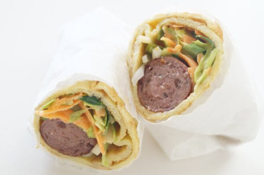 frokost-wraps
