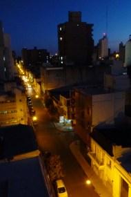 Av. 25 de mayo.. From our balcony