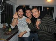 Nico, Zurdo and Rafa