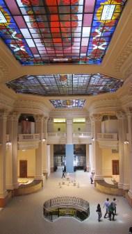inside the santander museum