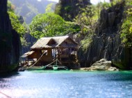 The indigenous Philippines live here, really remote!
