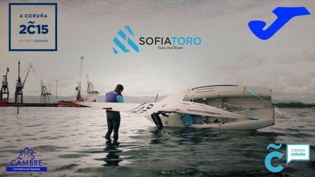 Sofía Toro regatista