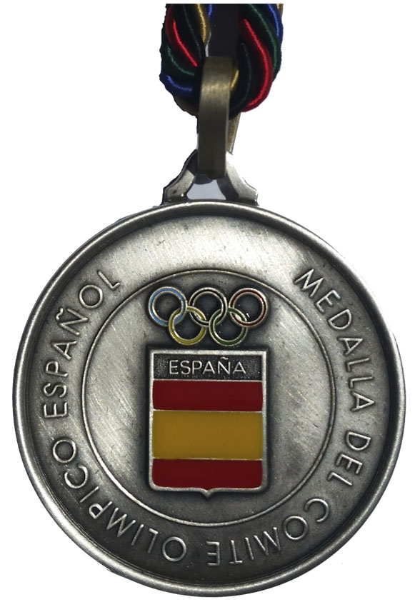 COE Olympic Medal