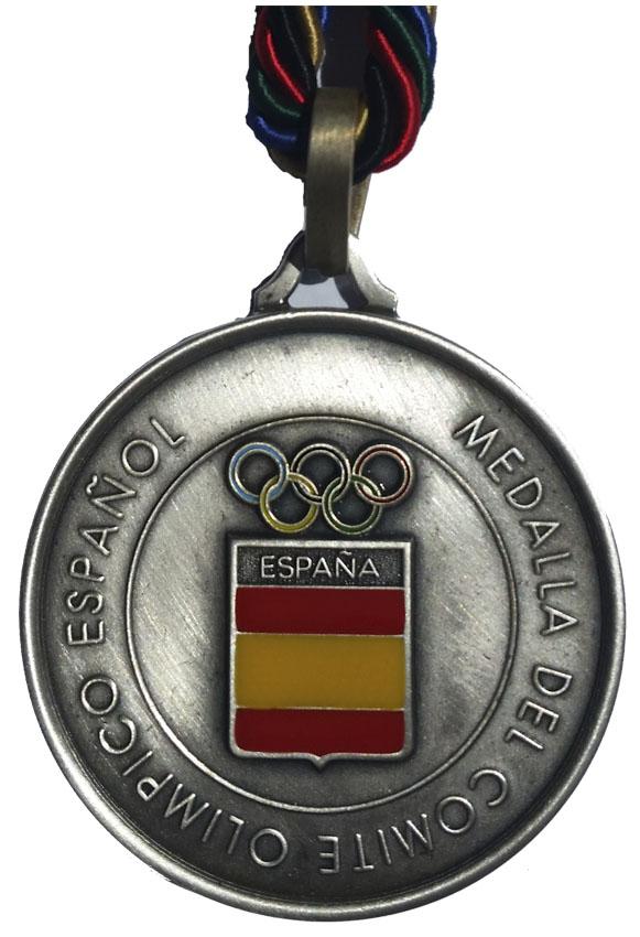 Medalla COE
