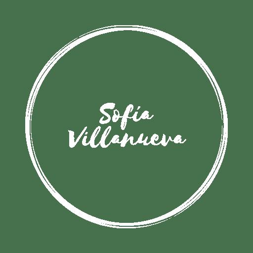 Logo Sofía Villanueva