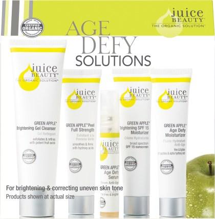 Juice Beauty Green Apple kit