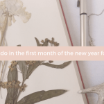 Things to do in the first month of the new year for success