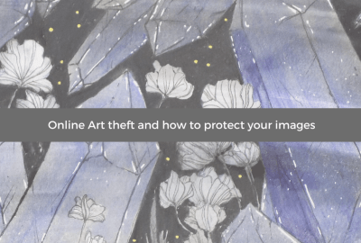 Online Art theft and how to protect your images