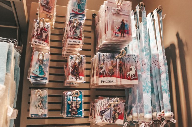 Frozen Goodies at Disneyland Paris