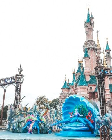 Halloween in Disneyland Paris2019