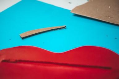 Appel Handtas maken DIY Sneeuwwitje Disneybound