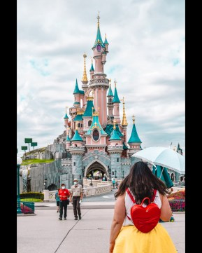 Jungle Festival Disneyland Paris Augustus 2020