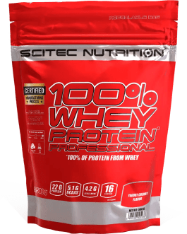 100% Whey Protein Professional 500g – Scitec Nutrition