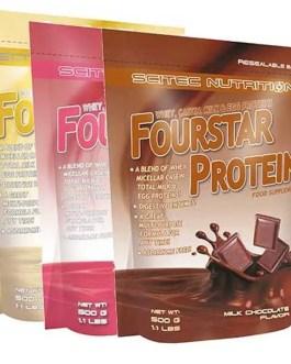 Fourstar Protein 500g – Scitec Nutrition