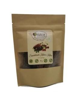 Sauerkirsch-Kakao vegane Kekse 80g – Primus