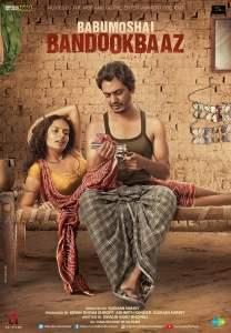 "Poster for the movie ""Babumoshai Bandookbaaz"""