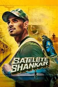 """Poster for the movie """"Satellite Shankar"""""""
