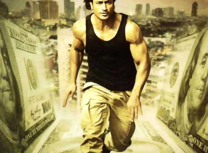 "Poster for the movie ""Commando 2"""