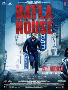"Poster for the movie ""Batla House"""