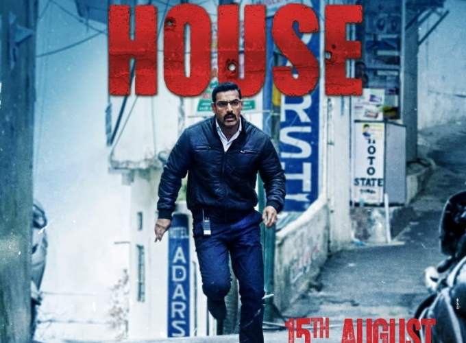"Poster for the movie ""Batla House"""
