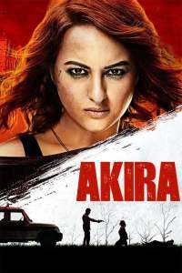 """Poster for the movie """"Akira"""""""