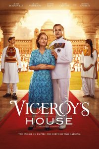 "Poster for the movie ""Viceroy's House"""