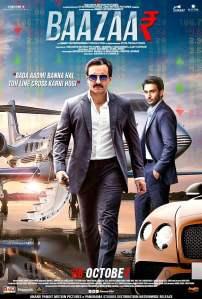 "Poster for the movie ""Baazaar"""