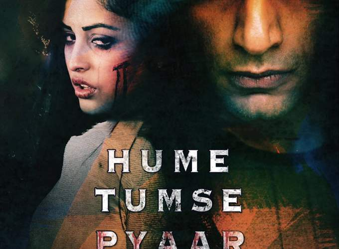 "Poster for the movie ""Hume Tumse Pyaar Kitna"""