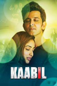 """Poster for the movie """"Kaabil"""""""