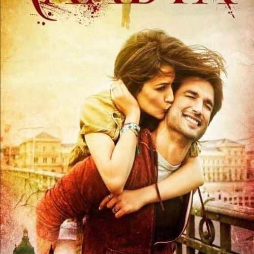 """Poster for the movie """"Raabta"""""""