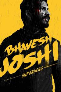 "Poster for the movie ""Bhavesh Joshi Superhero"""