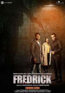 "Poster for the movie ""Fredrick"""