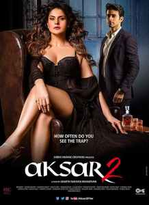 "Poster for the movie ""Aksar 2"""