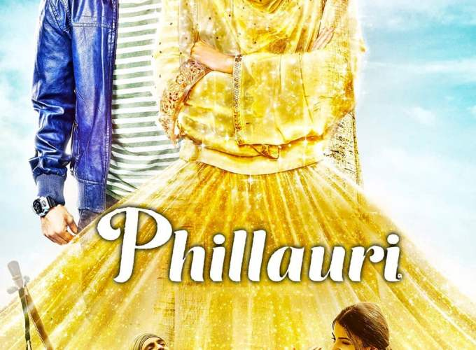 "Poster for the movie ""Phillauri"""