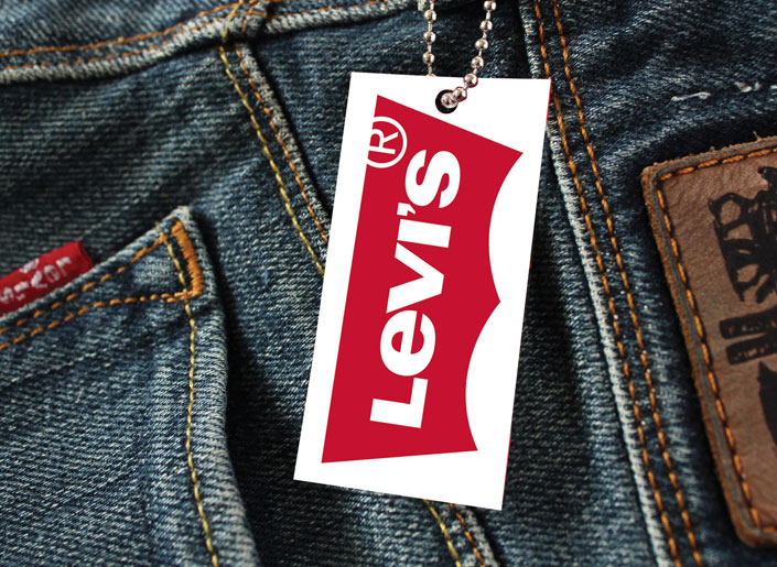 First Pair of Levis