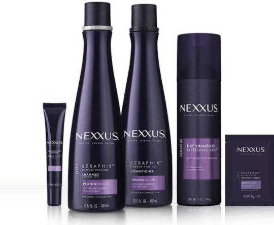 Obsessed with: Nexxus Keraphix