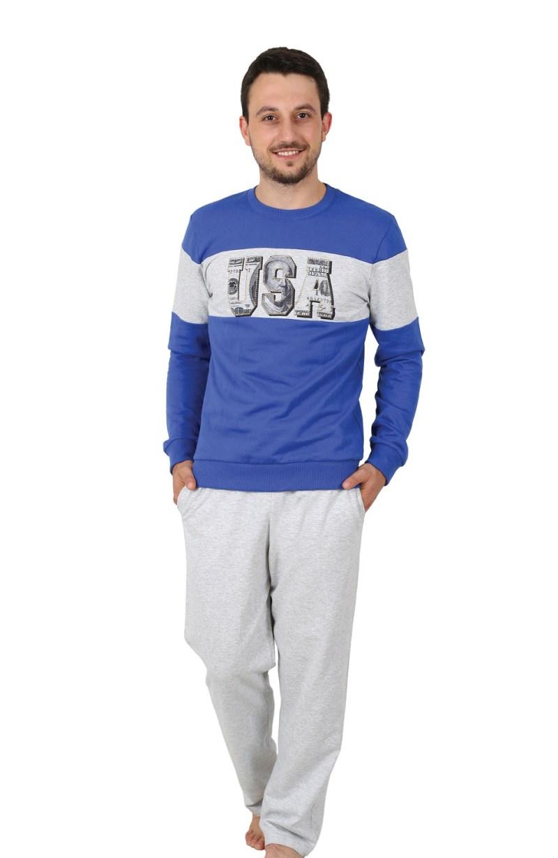 Пижама мужская Байка 4033173103