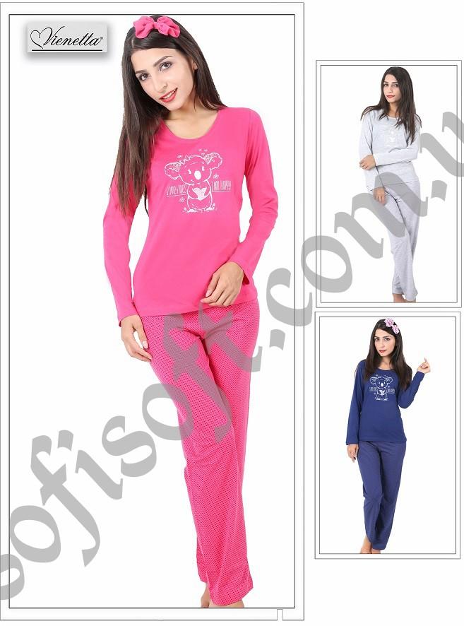 Пижама женская брюки 5050384318