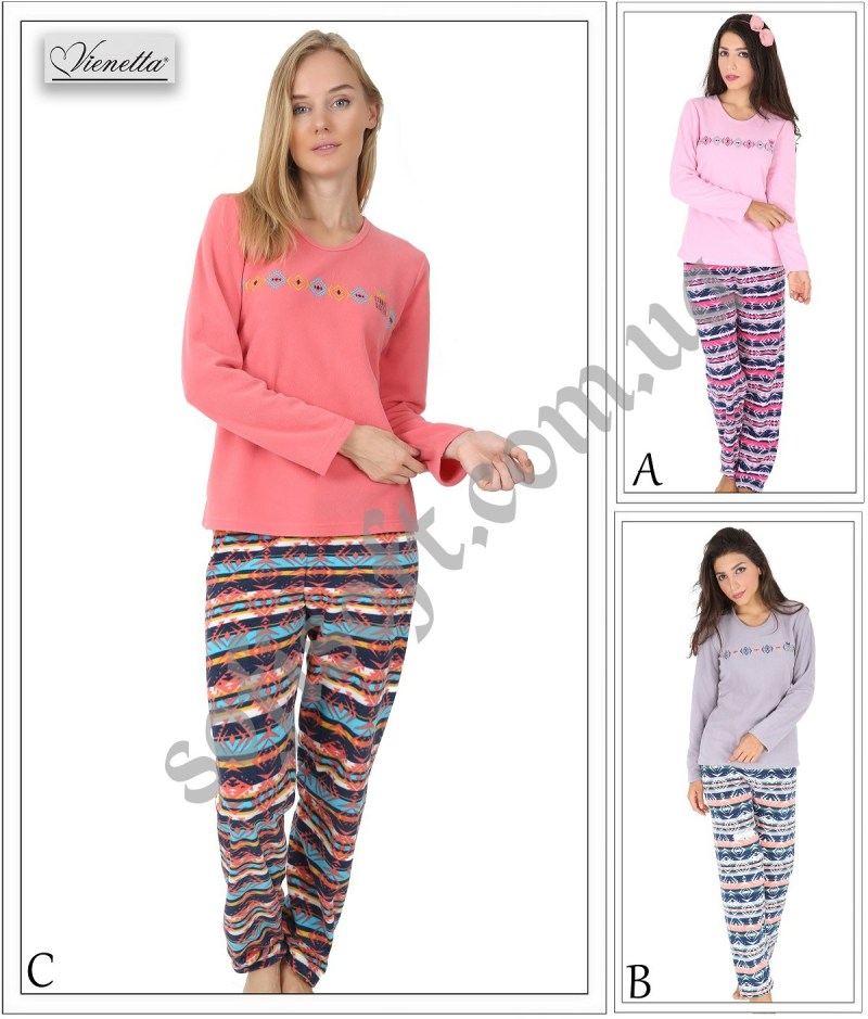 Пижама женская Флис 5041012902