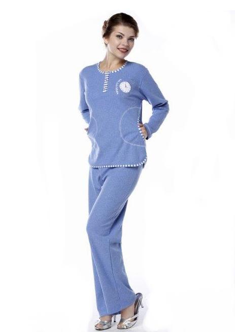 Пижама женская Metin 5176
