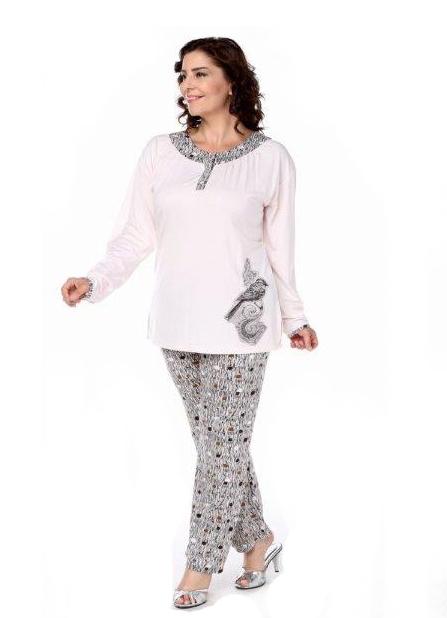 Пижама женская Metin 5239