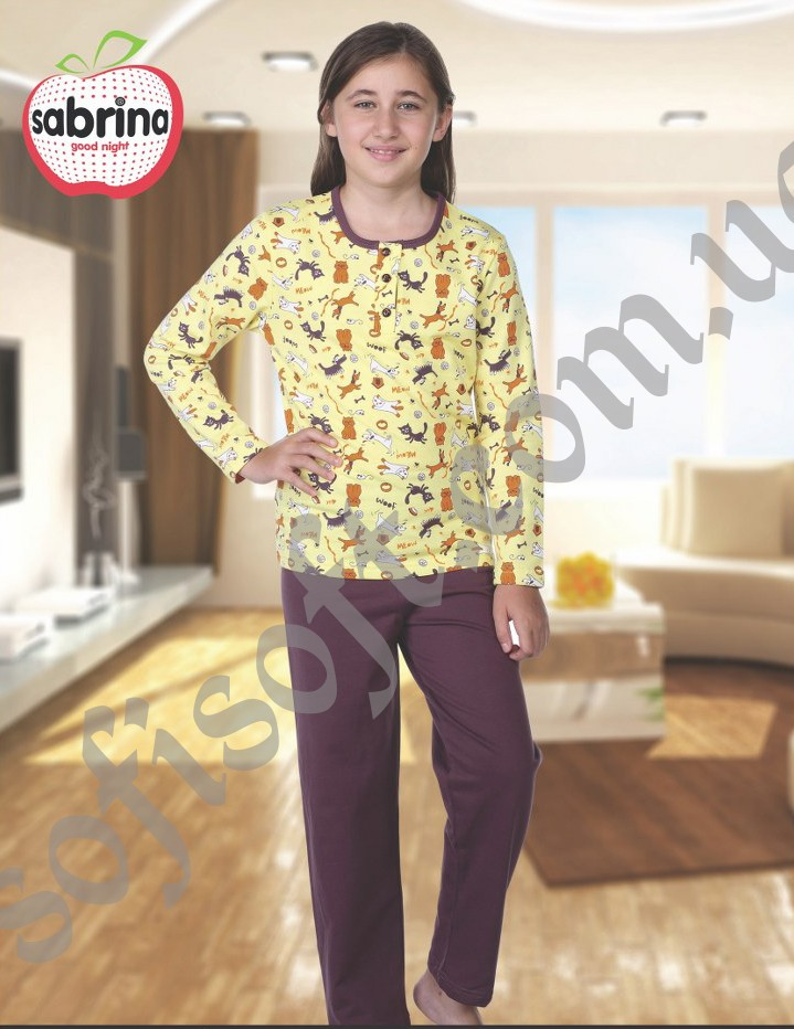 Пижама детская SAB.V 0512 LAC