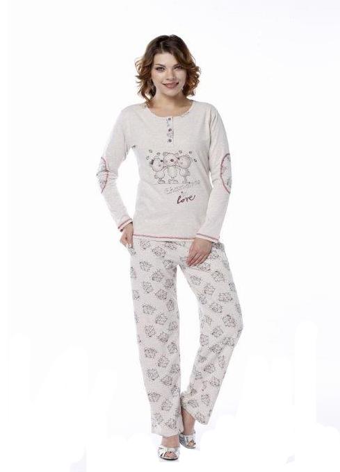 Пижама женская Metin 5140