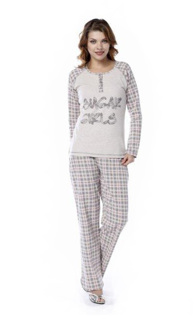 Пижама женская Metin 5150